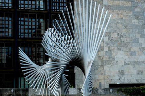 Les éléments architecturaux en métal sur mesure