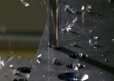 perçage métaux