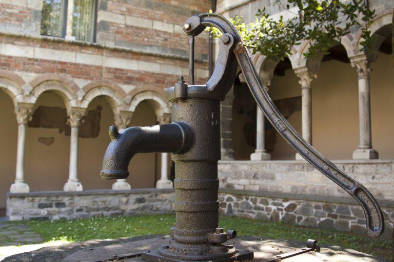 La ferronnerie pour puits