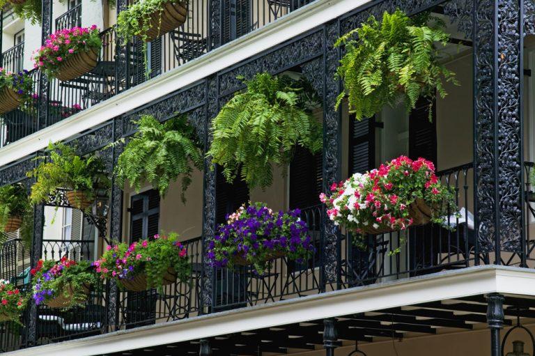 balcon fer