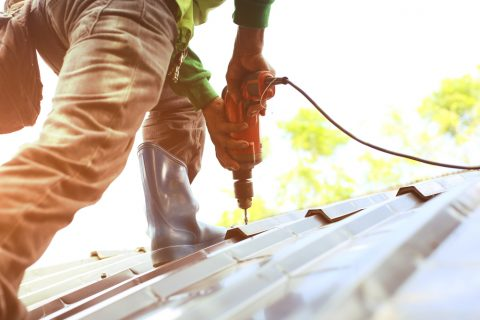 entretien toit